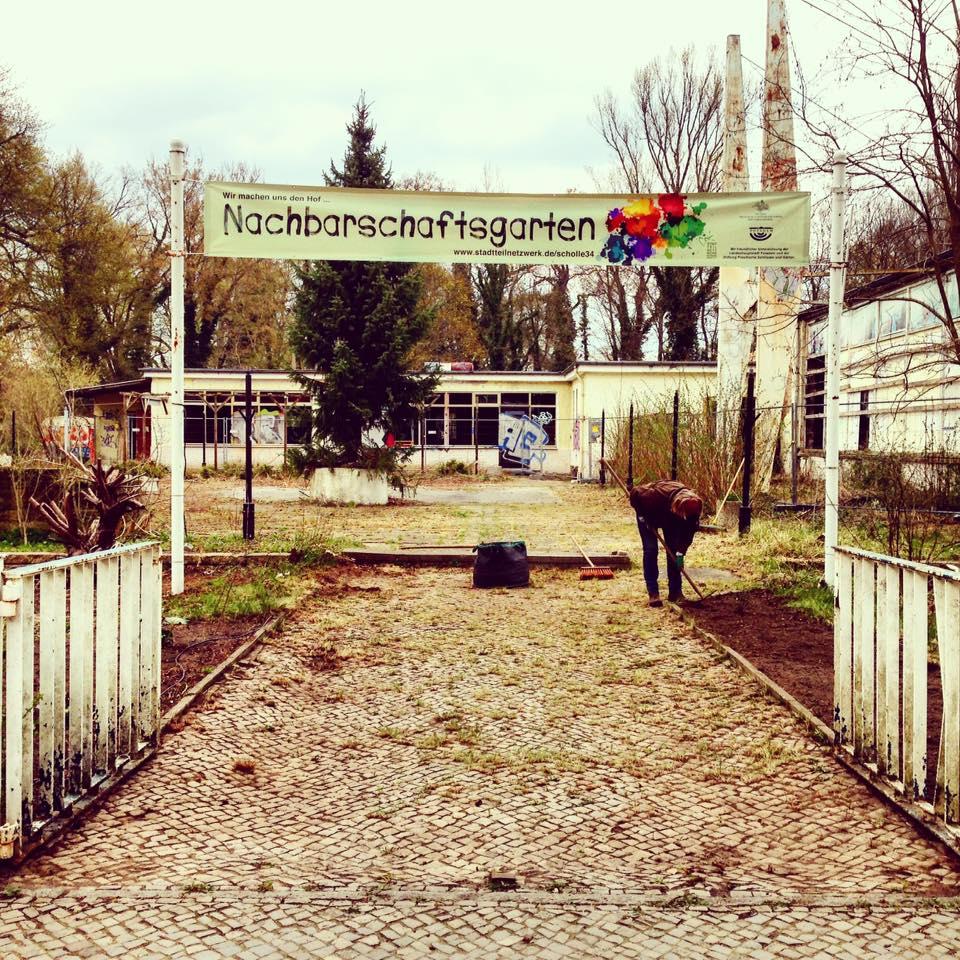 Nachbarschaftsgarten